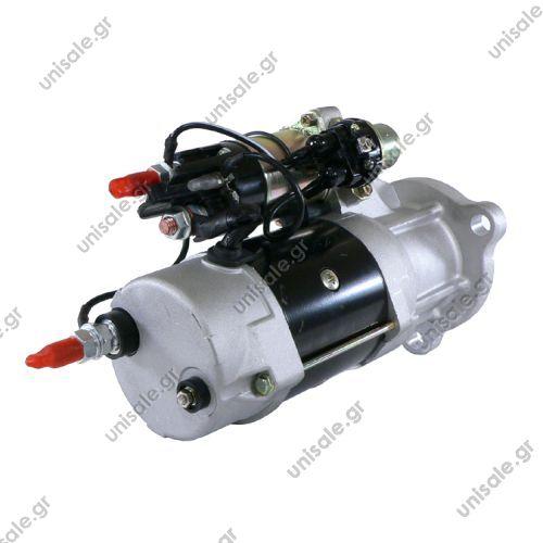 ΜΙΖΑ DELCO REMY   Starter - Delco style 39MT 24v 11t 8.3kw PLGR      3103305, 10461754, 19011507, 19011522, 8200034, 8200041, 8300018, 6819, 6829, 141-705, 141-705A  Cummins ISX engines
