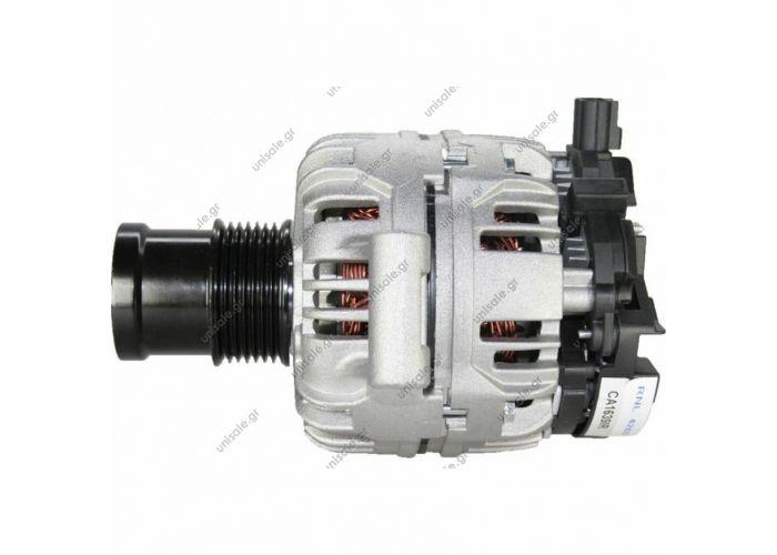 BOSCH  12 V 75  Amp ΑΛΤΕΝΕΙΤΟΡ   0124315027 01243251000986045370 FORD  TRANSIT 2.5  Transit Pritsche 2.4 DI - 2.4 TDCi - 2.4 TDE    Ford TRANSIT 2.4 TD LDV