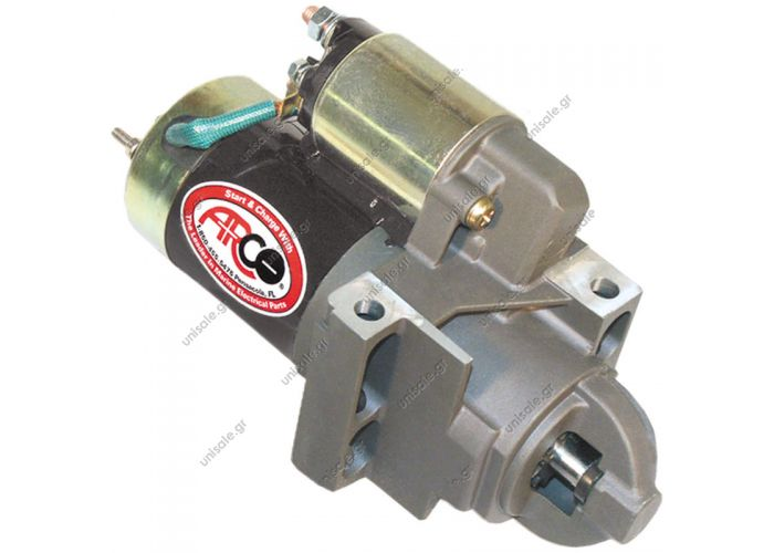 "ARCO-30470  ΜΙΖΑ  MARINE Arco 30470 Mercruiser, Volvo, OMC Starter  Arco 30470 New Inboard Starter GM Used with 14"" Flywheel 50-8M8021116 Replaces Mercruiser 50-8M8021116 Replaces Volvo Penta 3885317 Replaces BRP/OMC 3860566"