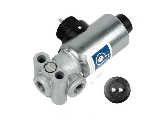 472 172 600 0  ΗΛΕΚΡΟΒΑΛΒΙΔΑ   WABCO Solenoid valve replaces Wabco: 472 172 600 0  Art. No. 4.63258 replaces  Compact DAF, Iveco, Liebherr, Mercedes-Benz, Neoplan, Renault, Scania, Schmitz Cargobull, Setra, Solaris