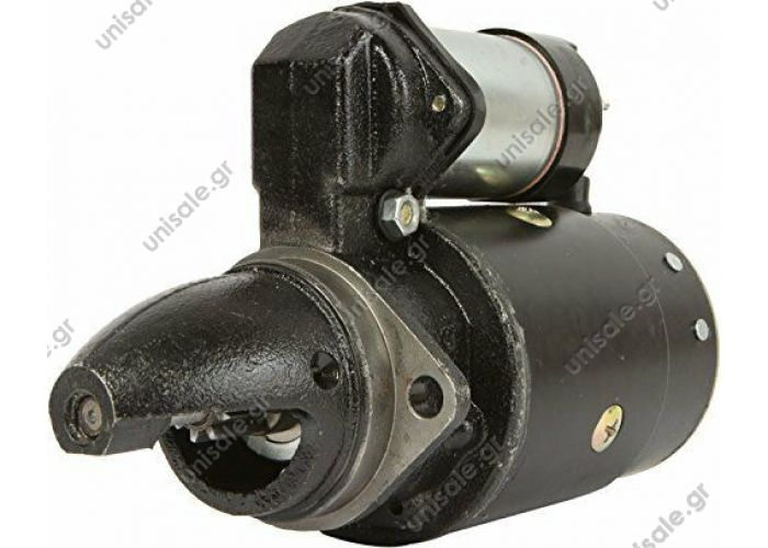 ΜΙΖΑ MARINE ΕΣΩΕΞΩ   MERCURI MERCRUISER 980820, 982195, 984982, 986007, 921288 NEW STARTER MERCRUISER INBOARD ENGINE Model 454 5.0L 5.7L 7.4L 8.2L MIE 1987-On