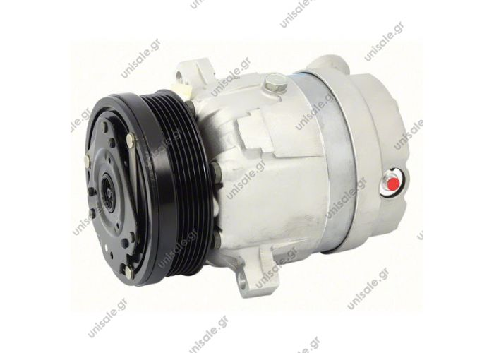 DLTSP0155095  DELPHI ΚΟΜΠΡΕΣΕΡ A/C   ΣΥΜΠΙΕΣΤΗΣ   DAEWOO MODEL - LEGANZA, NUBIRA; 1.6,2.0; 97 - COMPRESSOR NEW No Original 96190641/96293317/96293323/96394698 Power supply	12 V Manufacturer	Harrison Pulley diameter [mm]	127 Number CP	6
