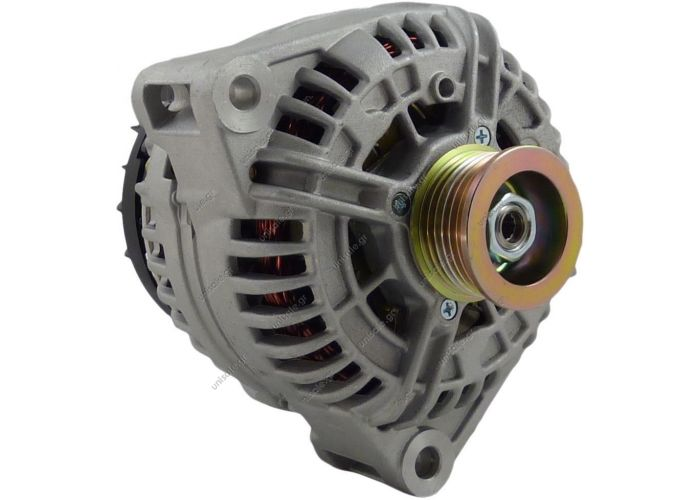 BOSCH ΔΥΝΑΜΟ 12V 150A M/S 0124.615.012 MERCEDES-BENZ A014154010288, Alternator MERCEDES    BOSCH 0 124 615 012 (0124615012), Alternator  12V 150A   MERCEDES-BENZ A014154010288, Alternator Alternator Mercedes CLK CLS-Class S-Class SL SLR ORIGINAL BOSCH