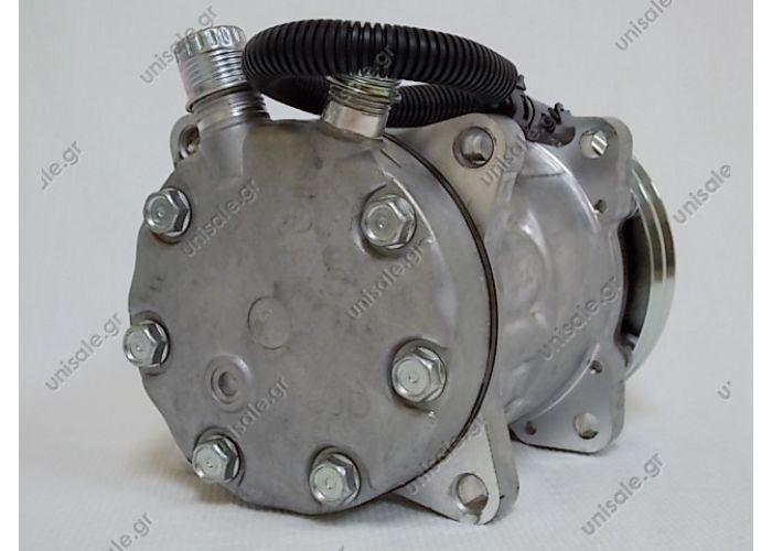 ΣΥΜΠΙΕΣΤΗΣ  SANDEN   U 4271 4506, 4507, 6627, 6665 Sanden SD7H15 24 Volt Compressor