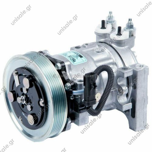 U4851 SANDEN ΚΟΜΠΡΕΣΣΕΡ AIRCONDITION  Chrysler Jeep Liberty 4851 2002-2004 Κωδικός προϊόντος: 55037524AE , 55037524AC , 55037524AB