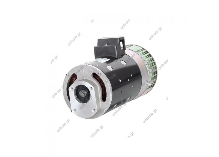 11.214.254 AMP4643 MAHLE Letrika (Iskra)   ΜΟΤΕΡ ΥΔΡΑΥΛΙΚΗΣ ΠΟΡΤΑΣ   DC motor 24V 4.1kW (IM0076, MM211)   AM 102306 Reference:  0136501054  Condition:  New product  24v  4,1Kw  1200rpm  CWDE    Flange Gr1