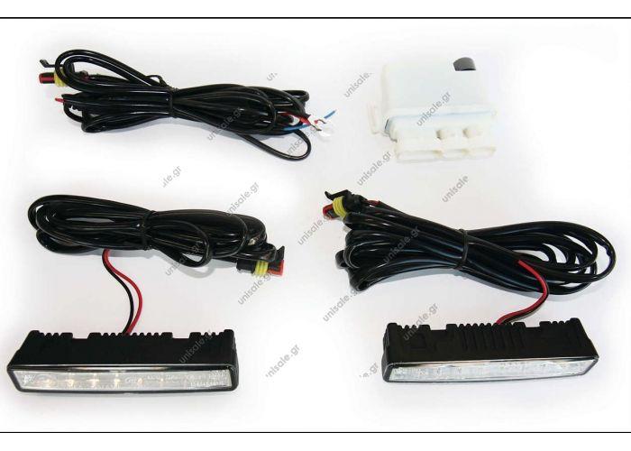PHILIPS 12V 6W DayLight 9 LED