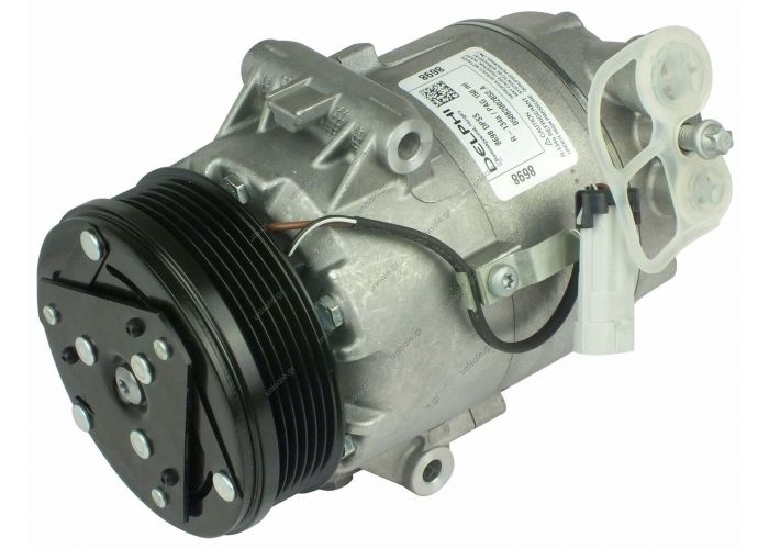 TSP0155931 DELPHI Συμπιεστής, συστ. κλιματισμού   Compressor, air conditioning   A/C COMPRESSOR ASTRA H 1.3CDTI ΚΑΙΝ. DELPHI TSP0155931 OPEL ASTRA