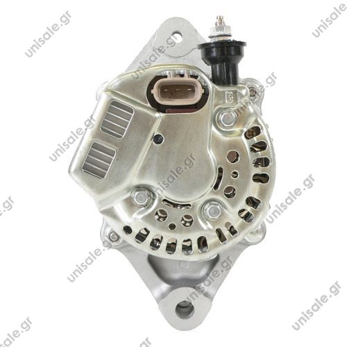 DAN968  DENSO  ΔΥΝΑΜΟ  KUBOTA 12V 40A [IG-L] ø body 115mm  1012111-2240  12v 55a IR/IF   DENSO CATERPILAR  105-2811 105-2812 101211-2240 1052811  1052811, 105-2811, 1052812, 105-2812, OR4327, 1012112240, 101211-2240  1012112310 101211-2310 12346, 290-414
