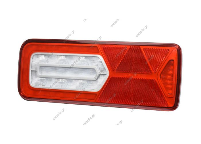 LC12 LED - LC12T  VIGNAL   ΦΑΝΟΙ VIGNAL. ΦΑΝΟΙ ΠΟΛΛΑΠΛΗΣ ΧΡΗΣΗΣ 680. 680121, 680131. Tail lamp, right replaces Vignal: 161290  Art. No. 10.59013 replaces 1370067
