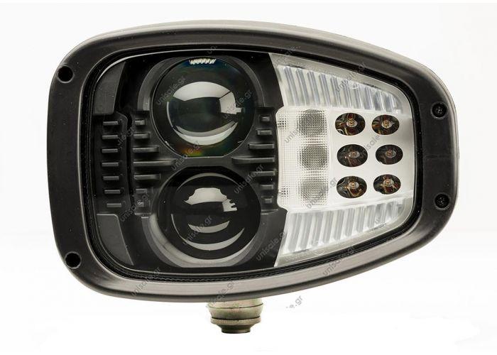 VIGNAL ΦΑΝΑΡΙ  3800 LED - Driving light left ECE LED 12/24V
