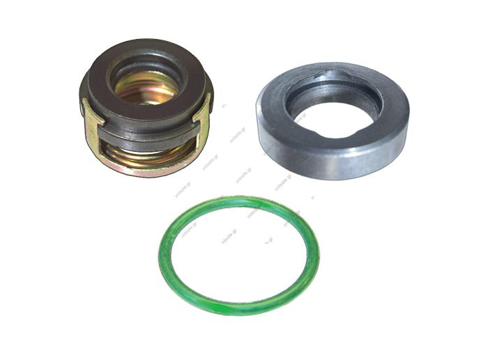 EK2044 (24024)  ΤΣΙΜΟΥΧΑ ΑΞΟΝΑ ΣΤΥΠΙΟΘΛΙΠΤΗ  SANDEN    A/C Compressor Shaft Seal Kit Fits SD505/ SD507/ TR70/ TR90/ TR105   AE Compressor Parts ::  Compressor Seals  for Sanden 505 / 507 Shaft Seal Kit