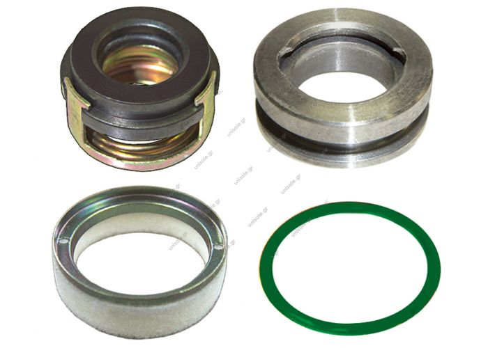 A/C Compressor Shaft Seal Kit Fits Sanden 708 709  AE Compressor Parts ::  Compressor Seals for Sanden 709 Shaft Seal Kit