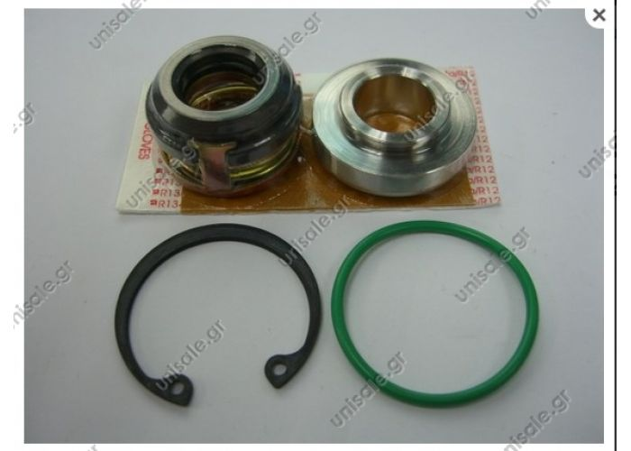EK2043 (24021 - 34 )     ΤΣΙΜΟΥΧΑ    ΑΞΟΝΑ ΣΤΥΠΙΟΘΛΙΠΤΗΣ    SHAFT SEAL SANDEN SD508 / 510 / 507 EARLY (CP7265)    AE Compressor Parts ::  Compressor Seals  for Sanden 507 / 508 Shaft Seal Kit