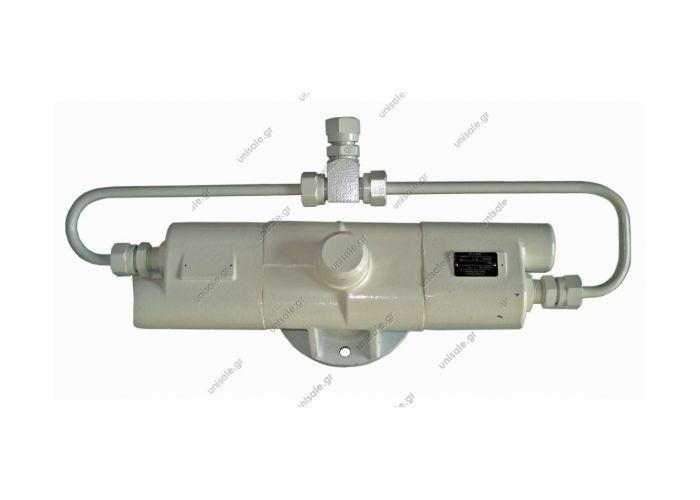 PRESTOLITE HANDRAULIC  Starter Unit B35G8  Prestolite, Handraulic, starter handraulic, to be used with accumulator 6518-24 and handpump 6518-35