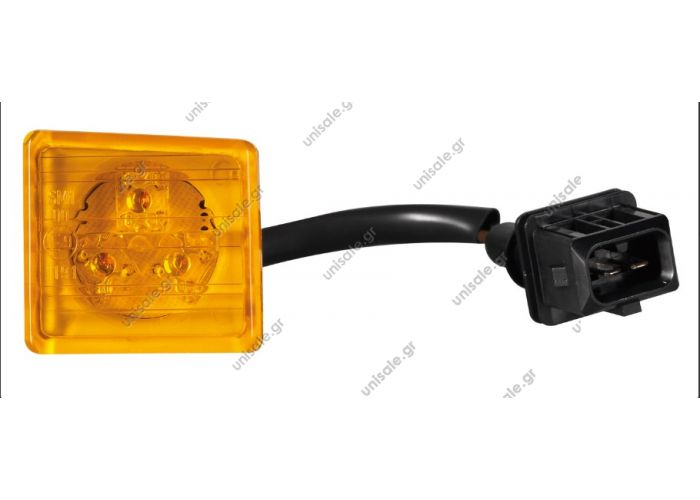 DSL-3040/24 DASTERI ΦΑΝΟΣ ΟΓΚΟΥ ΠΛΕΥΡΙΚΟΣ LED MERCEDES SETRA