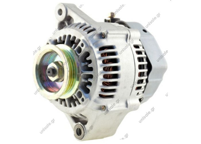 101211-9250  DENSO    ΔΥΝΑΜΟ HONDA   12V 80 Amp  HONDA CIVIC V 1.8i '97-'01  ΔΥΝΑΜΟ       PV5 x 64.5 Product Type:	Alternator Product Application:	Honda Replacing 101211-9250 Lucas LRA2275 O.E.M CJU25 Honda Various Models