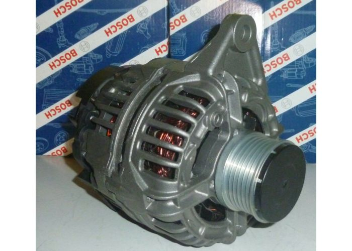 0124515044, BOSCH  ΔΥΝΑΜΟ IVECO   12V 120A  IVECO DAILY III   0 124 515 044  IVECO   0124515044   0986042820  BOSCH  ΔΥΝΑΜΟ  IV DAILY 12V 120A 68PV6 [L-DFM]  0124515044    Iveco Daily LKW 14 Volt 120 Ampere  BOSCH ΔΥΝΑΜΟ IVECO   0124515044  0986042820