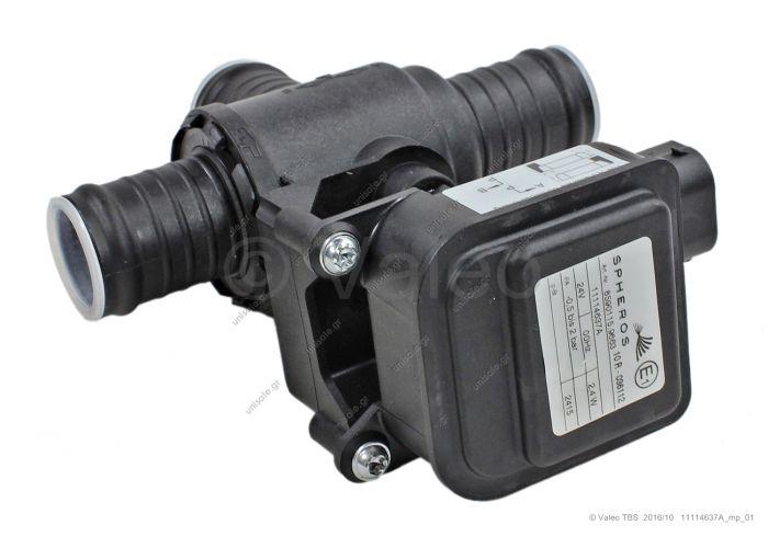 11114637A   WEBASTO  SPHEROS    ΗΛΕΚΤΡΟΒΑΝΑ   3/2-way motor control valve