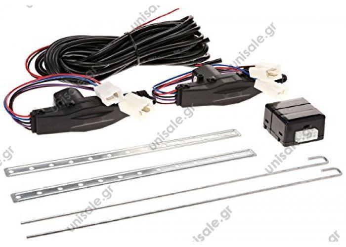 SPAL ΚΛΕΙΔΑΡΙΕΣ ΓΙΑ 2 ΠΟΡΤΕΣ SPAL ΚΛΕΙΔΑΡΙΕΣ 2 ΠΟΡΤΕΣ ΚΩΔΙΚΟΣ : 37000144  Ηλεκτρικές Κλειδαριές Spal για 2 πόρτες    2 Door Power Lock Kit w/ M5 (supersedes 37000063