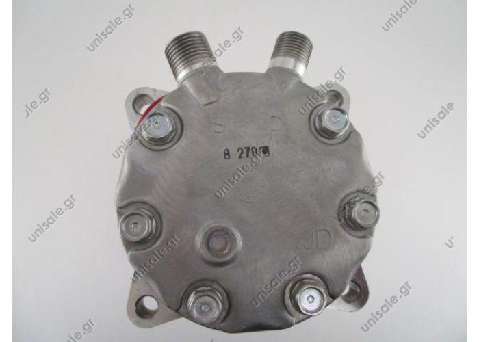 8103  SANDEN    ΚΟΜΠΡΕΣΕΡ   PV8  12V       NEW Original Sanden Compressor 4711 (1101255)  Compressor – Sanden 4444, 4711, 5312, 5371, 6125, 7492, 8103, 9682, 194711, 1014J9, 1027G9, SD5S14-5312