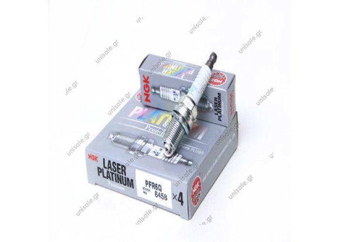 NGK ΜΠΟΥΖΙ PLATINUM ΑΥΤΟΚΙΝΗΤΟΥ PFR6Q   Μπουζί NGK Laser Platinum Prenium PFR6Q 101000063ΑΑ για 1.8Τ [4Τ