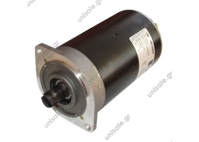 MM148   MAHLE ΜΟΤΕΡ  12V  ΔΕΞΙΑ  ΑΡΙΣΤΕΡΑ    11216190  AME1704 12V 0,8kW IM0126 MM 148  72736364     2006 375H Motor 12v, 0.8 kW for AMA, MBB Hubfix, Ractiff type Iskra AME tail lift   12 volt 0.8 kW a