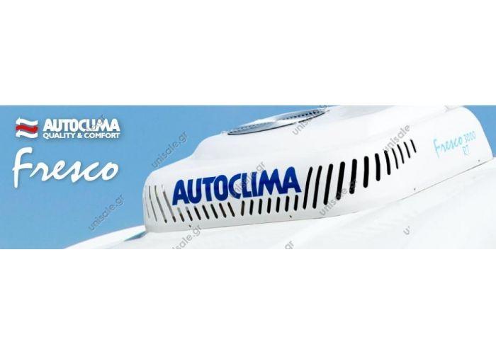 10101090    AIR CONDITIONING Autoclima Fresco 3000RT 950W 12V   950 W (3250 BTU)  ΑΥΤΟΝΟΜΗ   ΗΛΕΚΤΡΙΚΗ   ΜΟΝΑΔΑ    ΨΥΞΗΣ  ΟΡΟΦΗΣ