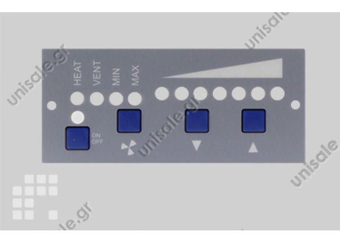 180077/C ΧΕΙΡΙΣΤΗΡΙΟ ΚΛΙΜΑΤΙΣΜΟΥ     DIGITAL CONTROL  180077/C