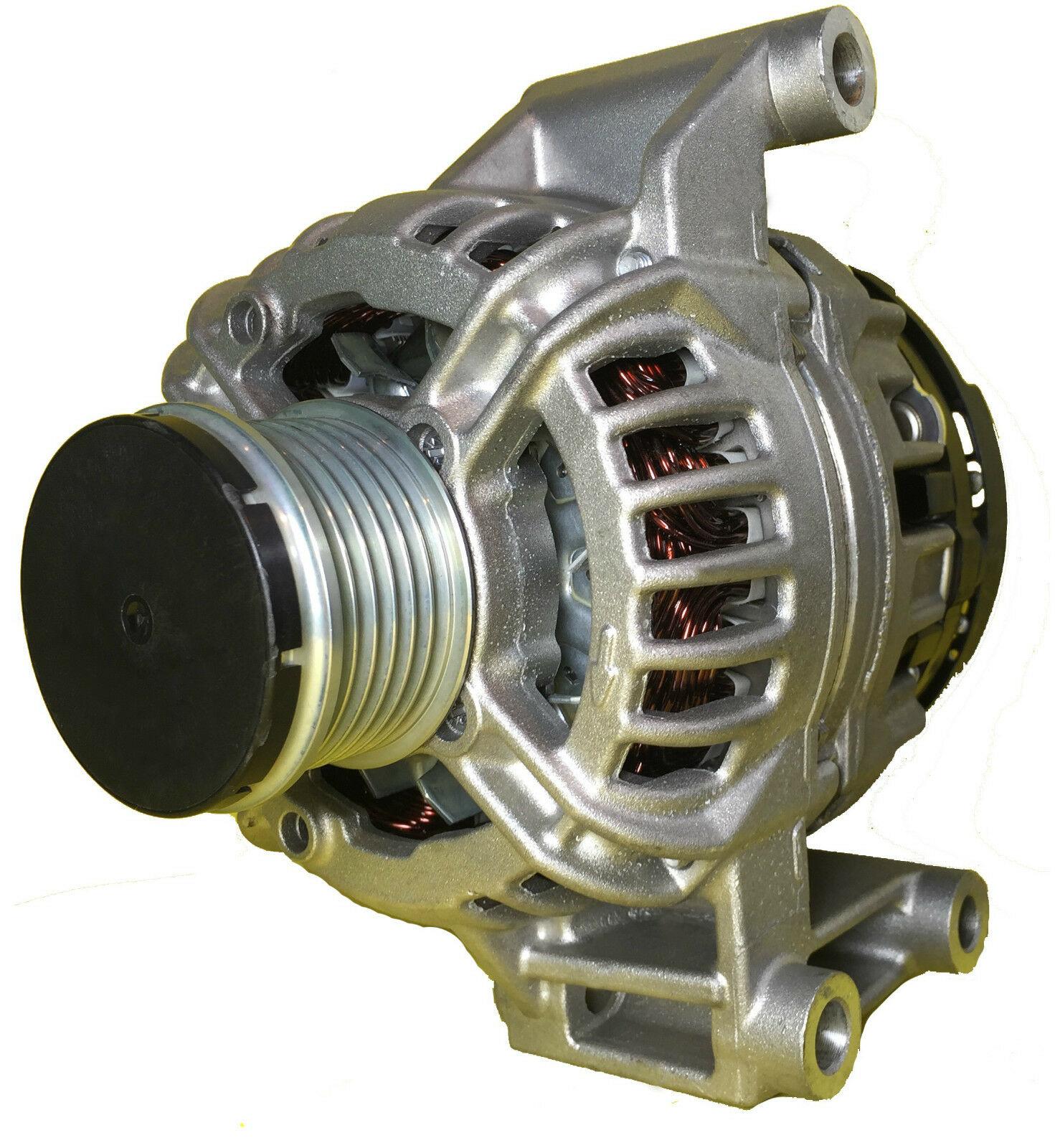 12 Fiat 500 Abarth Alternator Compressor Bracket: DAN599 DENSO 105A 14V FIAT 500, DOBLO, IDEA, PUNTO, GRAND