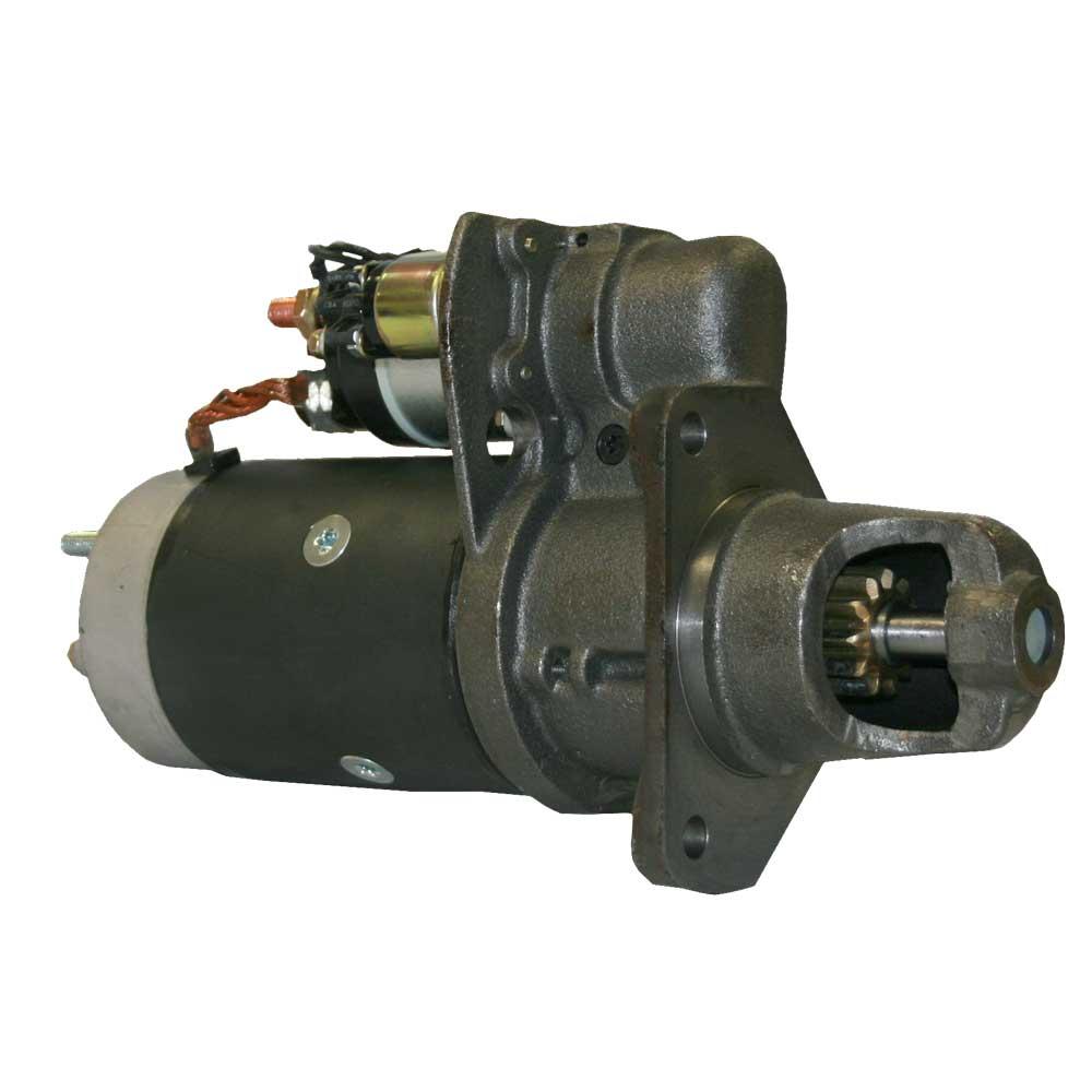860615 prestolite starter motor 24v z11 new for Mercedes benz starter