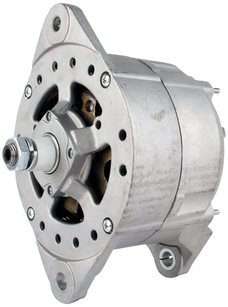 Hella 143 305 70: RML REF 100-305 Voltage / Power: 24V 80 Amp Pulley / Drive